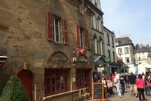 Landerneau historique