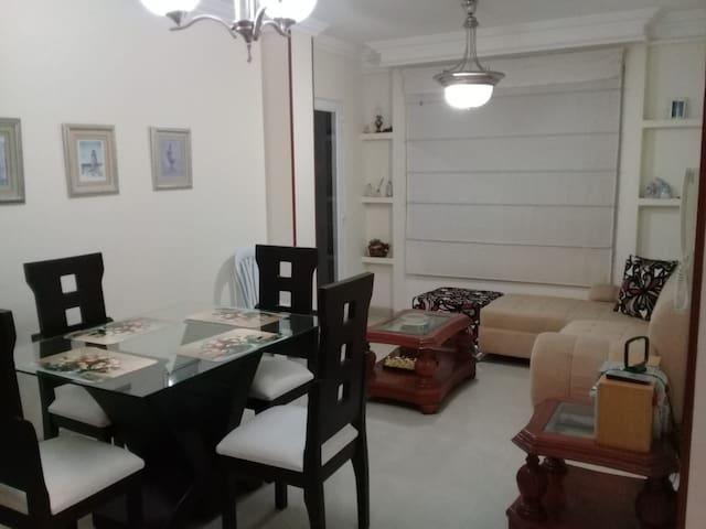 Apartamento en ciudad jardin en condominio cerrado