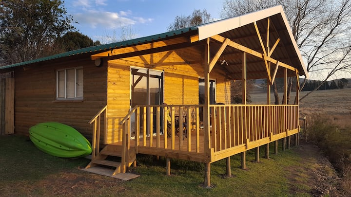 Copperleigh Trout Cabin - Natal Midlands Farm Stay