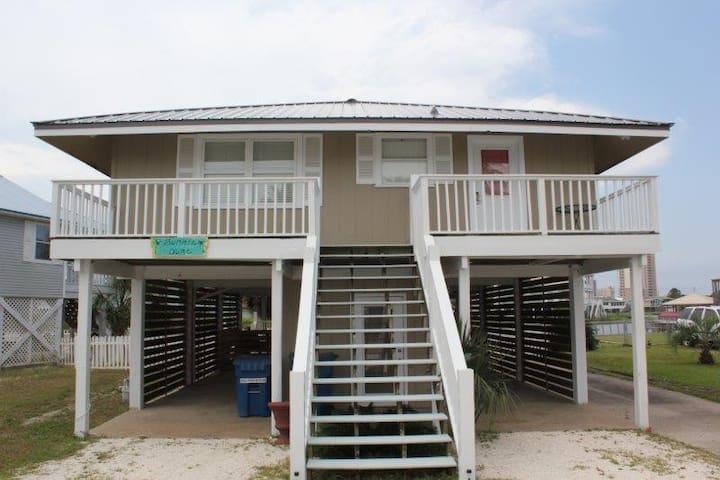 Bonnie Dune Beach House - Gulf Shores - House