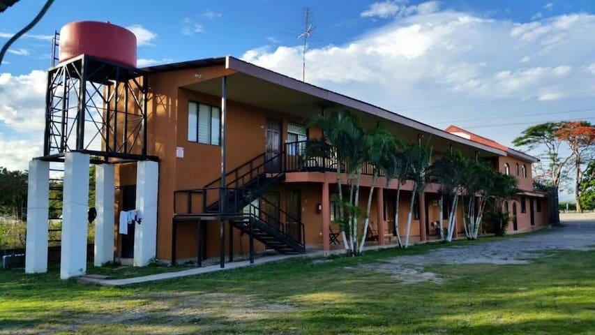 Hotel GuanaSol - Liberia - Szoba reggelivel