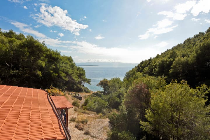 """Secluded holiday home Mirela APP 3 """"H"""""""