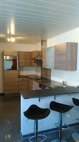 Maisonnette au calme en ardenne - Vielsalm - Apartamento