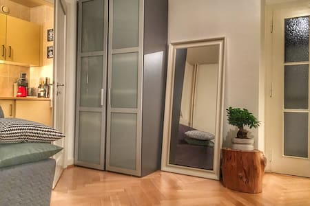 Cosy Flat close to the LAKE & Jetd'eau,GREEN SPACE - Genève - Lägenhet