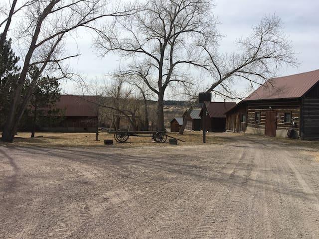 Secluded Farm Getaway