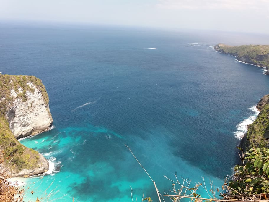 Easy trip to our famous island Nusa Penida