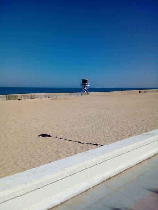 Playa Cruz del Mar