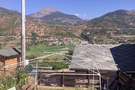 casa vacanza saint marcel valle d'aosta - Nus - Lakás