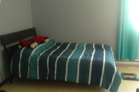 Private spacious room in a large house - Laval - Hus