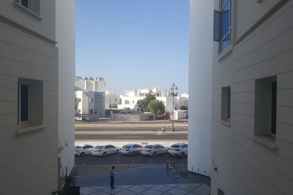 Entrance Passage for Building