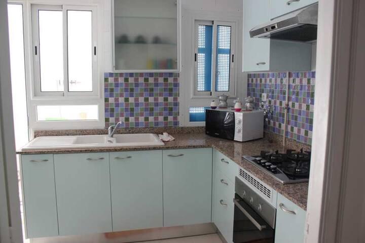 Appartement de luxe avec piscine collectif - Hammamet Sud