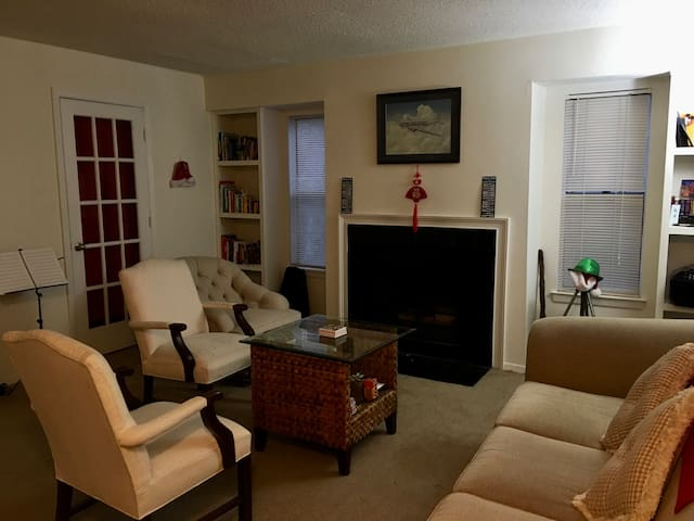 Entire Apartment with great amenities! Welcome!