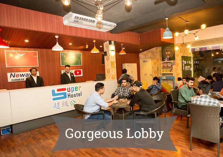 Convenient & Affordable Hostel Near Airport, Dhaka