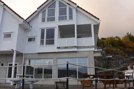 Modern fjord apartment - Apartment