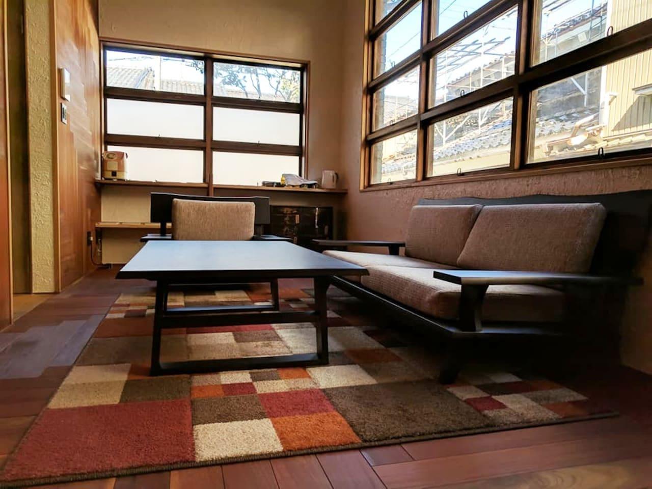 TSUBAKI HOUSE newly renovated house 一日一組限定貸切宿