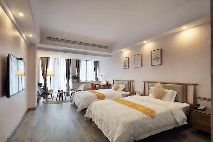 Zhangjiajie Tianmen mountain- Oh! Hotel