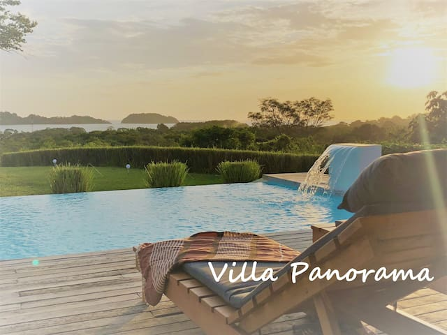 VILLA PANORAMA - Lovely Ocean View & Infinity Pool