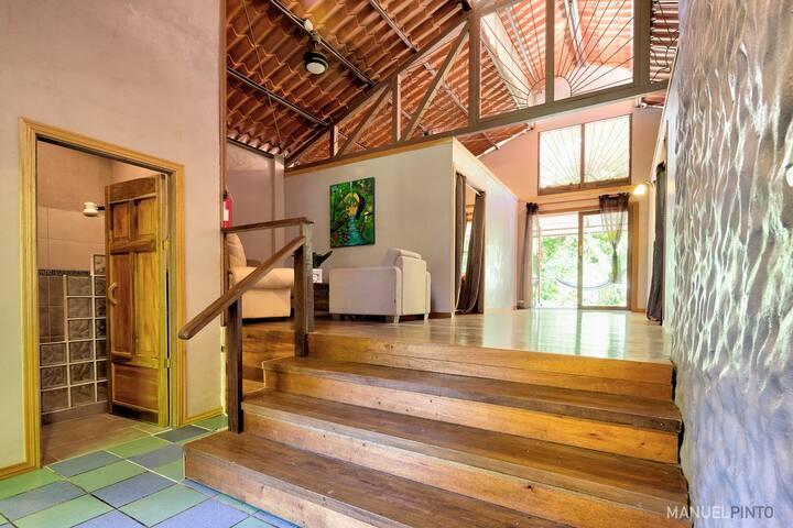 Jungle Cottage At Retreat Center
