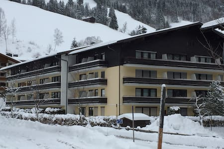 Saalbach ground floor apartment with Joker Card!