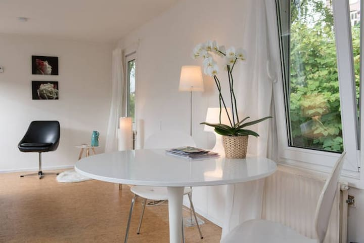 Houseboat on the Amstel River - Amsterdam - Bed & Breakfast