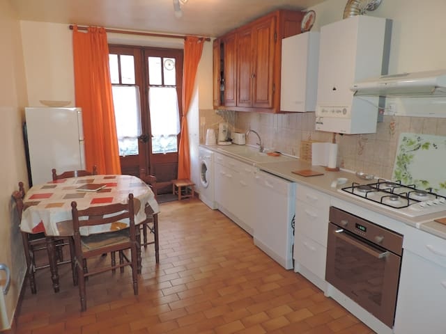 Le Poey , Lahourguette - Accous - Apartment