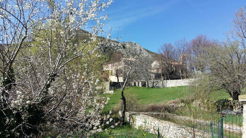 Maison de village- Haut Var- La Bastide - La Bastide - House
