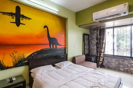 Beautiful 2 Bedroom Service Apartment Near IIT - Mumbai