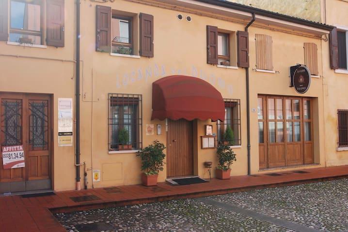 Camera privata con bagno privato - Portomaggiore - Bed & Breakfast