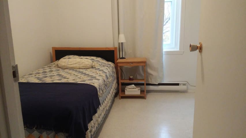 Near Downtown, Inviting Room, Quiet Space