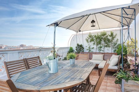 Penthouse in the center of the town - Navalcarnero - Apartemen