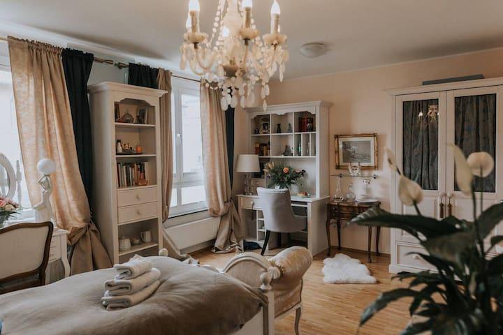 Blue Lady Suite - für Relocation geeignet
