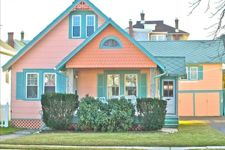 Shell Cottage - Cape May