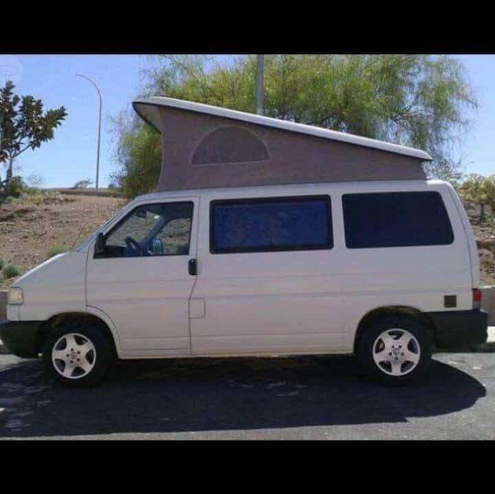 Autocaravana VW California coach westfalia Camper