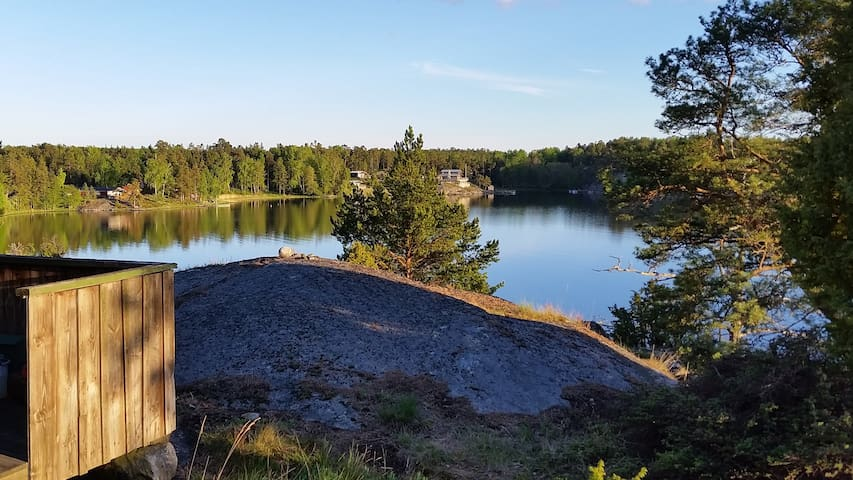 A cottage in the heart of Stockholm Archipelago