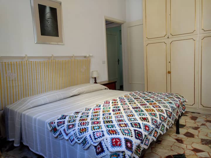 Chiavari Liguria Sea Cinque Terre, 4 beds +parking