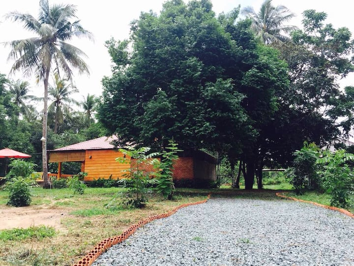 The ChatmingCottage Phu Quoc 5mn walk to the beach