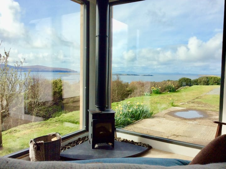 Near Byre @ 20 Lochbay (Self-Catering )