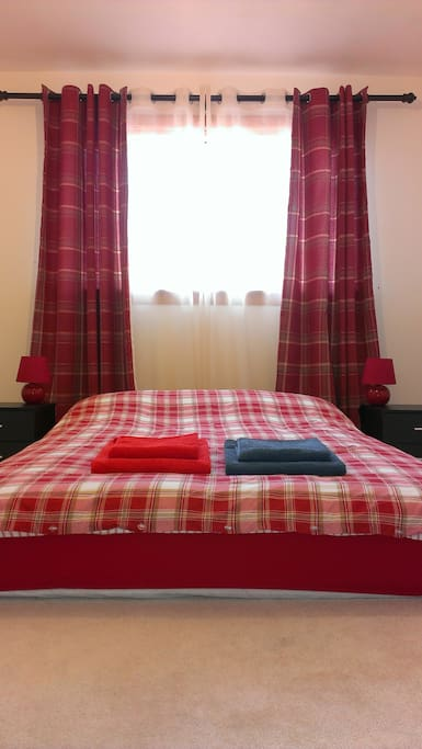 private double bed room