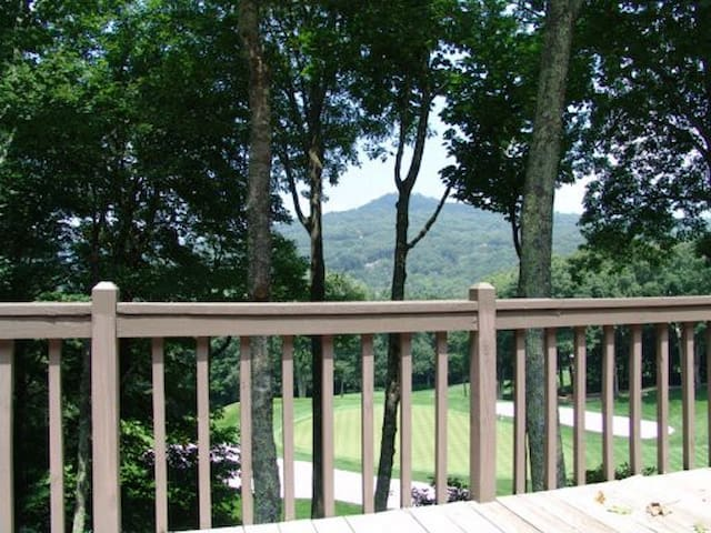 Linville Ridge Country Club Mountain Retreat - Linville - House