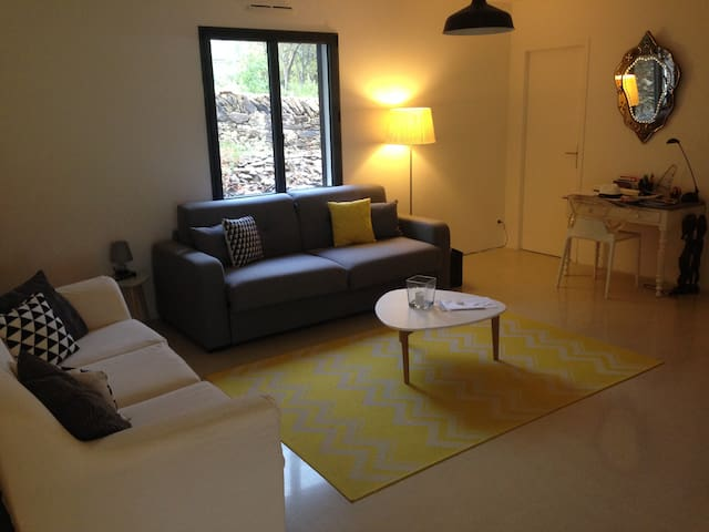 Chambre privée moderne en B&B - La Cadière-d'Azur - Bed & Breakfast