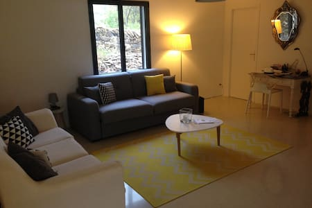 Chambre privée moderne en B&B - La Cadière-d'Azur