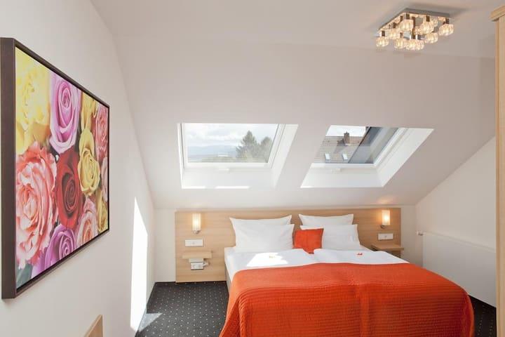 Hotel und Restaurant Alemannenhof, (Schallstadt), Doppelzimmer