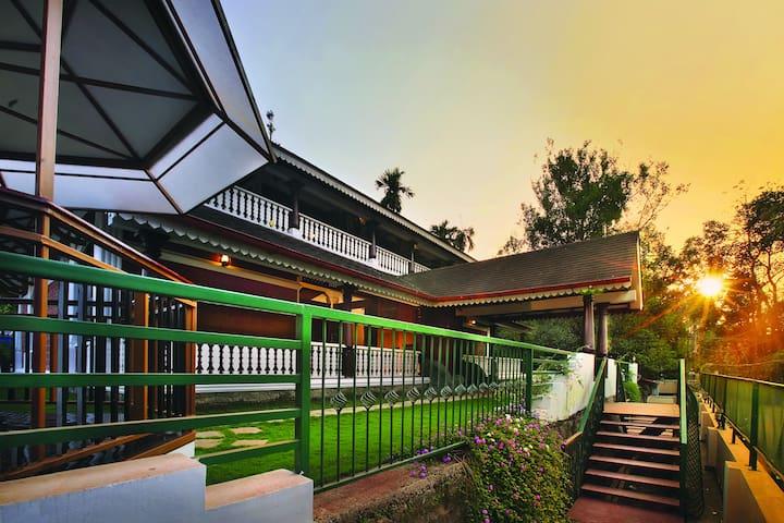 Wetzlar Heritage Ayurveda Villa (4 bedrooms) - Muvattupuzha - Willa