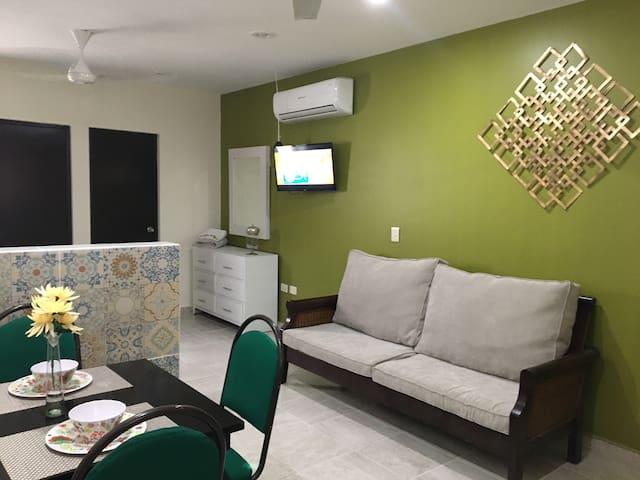Loft tamazula López comodidad limpieza confort