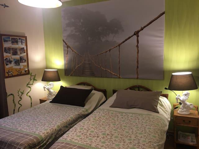 Chantonnay, 2 lits, pdj  inclus 25 mn Puy du Fou