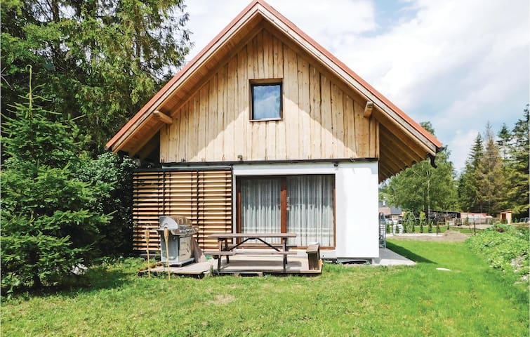 Holiday cottage with 2 bedrooms on 109 m² in Hrabusice