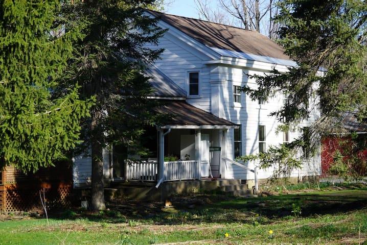 Catskill Farmhouse: Entire House