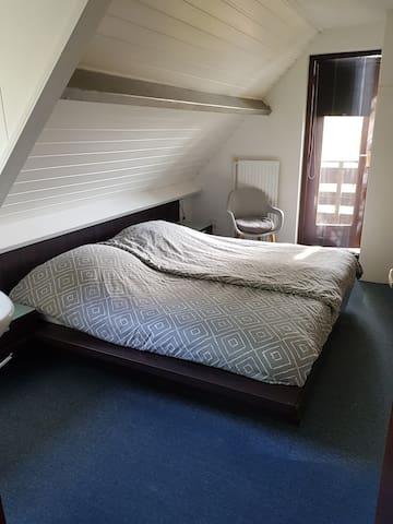 Slaapkamer boven 2 personen
