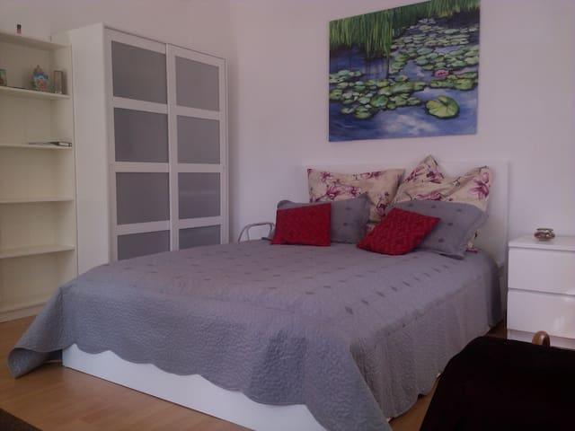 Wohnung in Zentrum Bayreuths 34qm