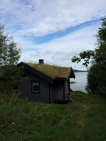 Cabin in UNESCO branded island in North Trønderlag